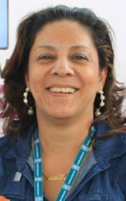 Luz Adriana Arcila, presidenta de la JAL Comuna 15- Guayabal.