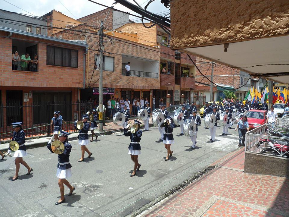 Banda Marcial Benjamín Herrera