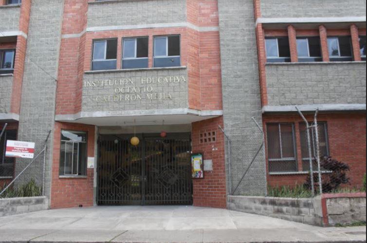 Institución Educativa Octavio Calderón Mejía