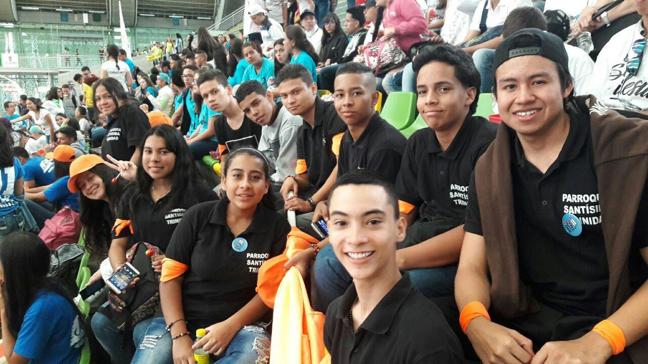 Grupo Juvenil Parroquia Santísima Trinidad