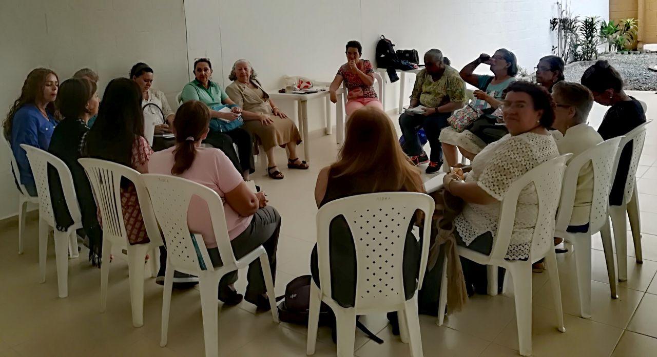 Las Azulinas, Colectivo de Mujeres de la Comuna 15 – Guayabal