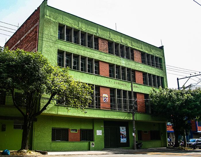 Institución Educativa Benjamín Herrera