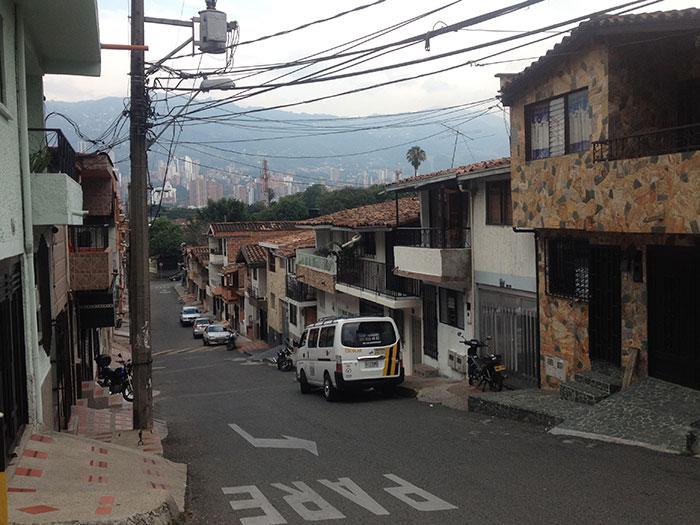 Barrio La Colina