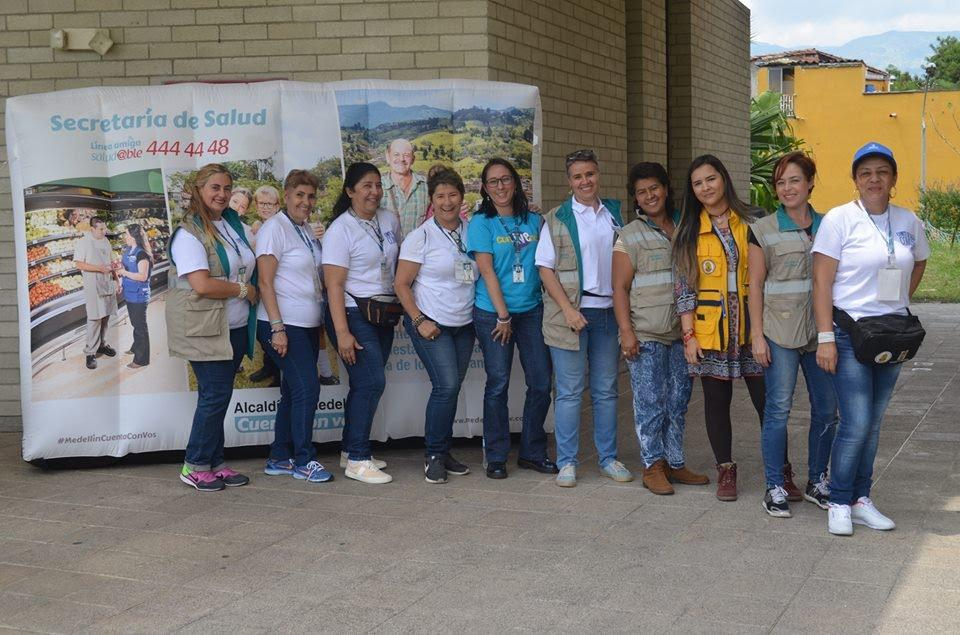 Comité de participación comunitaria en salud.  COPACOS