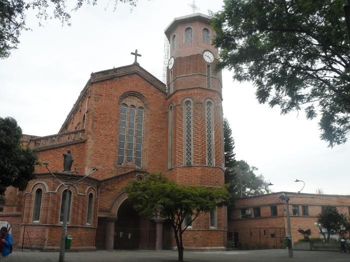 Templo de la Iglesia Cristo Rey