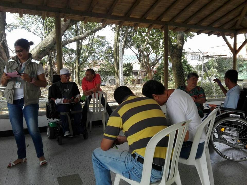 Comité de Inclusión Comité  Comuna 15