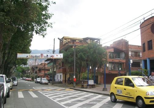 Barrio Guayabal