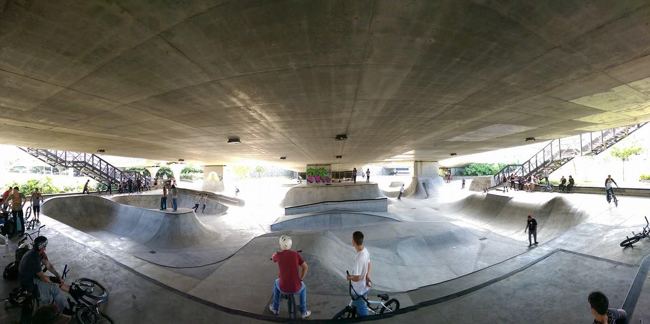 Parque de Ruedas 4 Sur