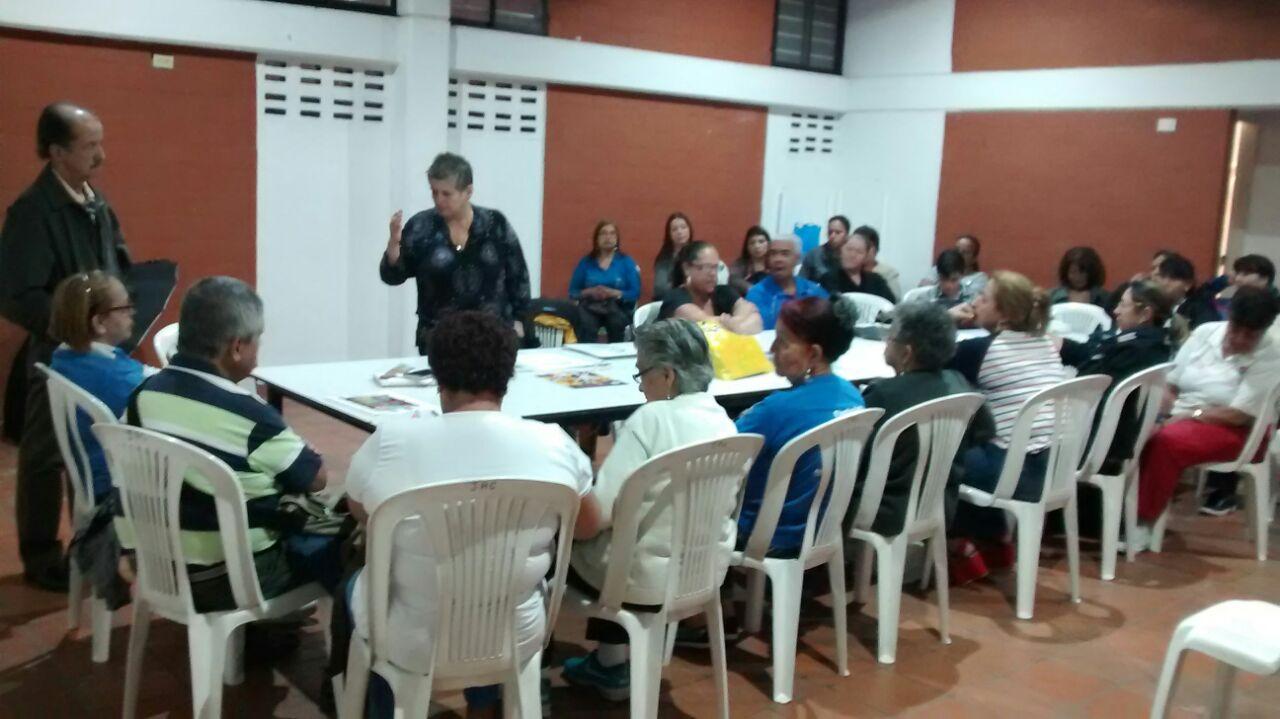 Mesa de DDHH Comuna 15 – Guayabal
