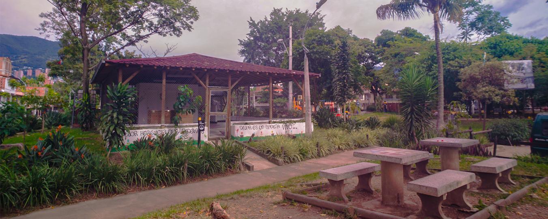 Aula Ambiental - Barrio Manzanares